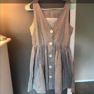 Women's American apparel dress